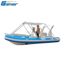 Gather excellent material wide varieties 18ft inflatable boat with outboard motor