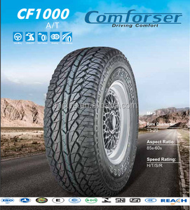 COMFORSER 35/12.50r16 mud tire radial passenger car tire supplier used car tires