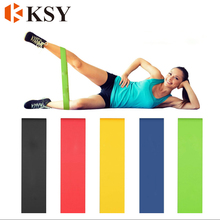 Hoge Kwaliteit Geen Geur Stretch <span class=keywords><strong>Bands</strong></span> Yoga Sport Oefening Band