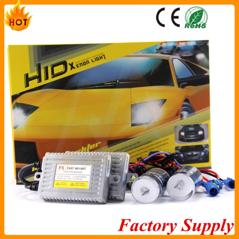 2016 New Coming Hid underwater 55w auto car hid xenon light