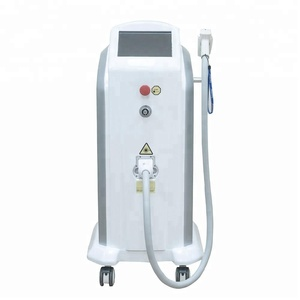 Cooling tec 808nm diode soprano laser permanent hair removal machine for beauty center