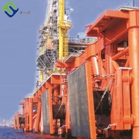 Navy supplier made good performance for Big dock and Jetty Jetty Use Cell Fender with UHMW-PE facia panel