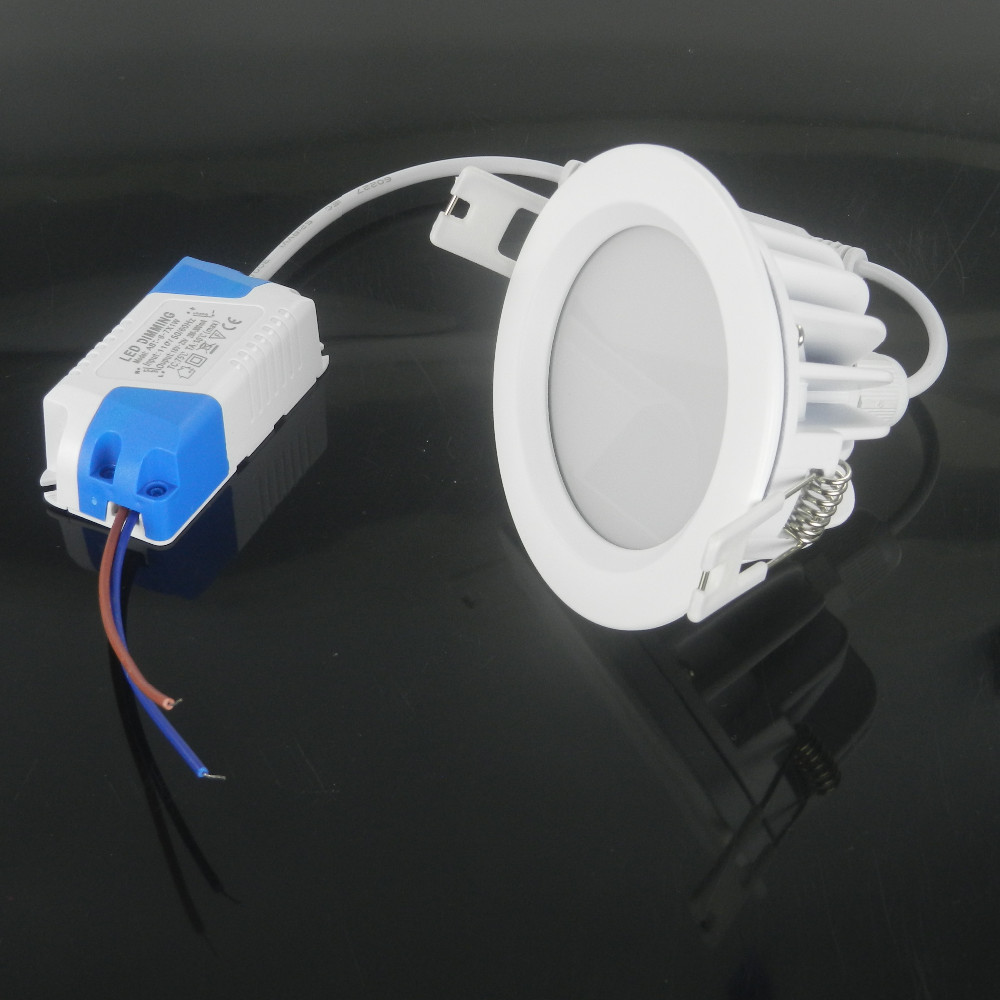 The new bathroom 5w 7w-fog waterproof SMD led downlight insurance for three years