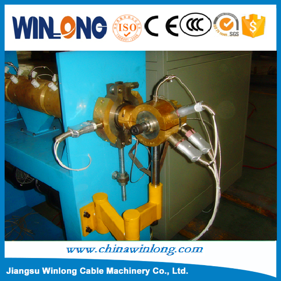 Electric wire and cable extruding machines / Teflon wire and Cable Coating Machine Extrusion Equipment