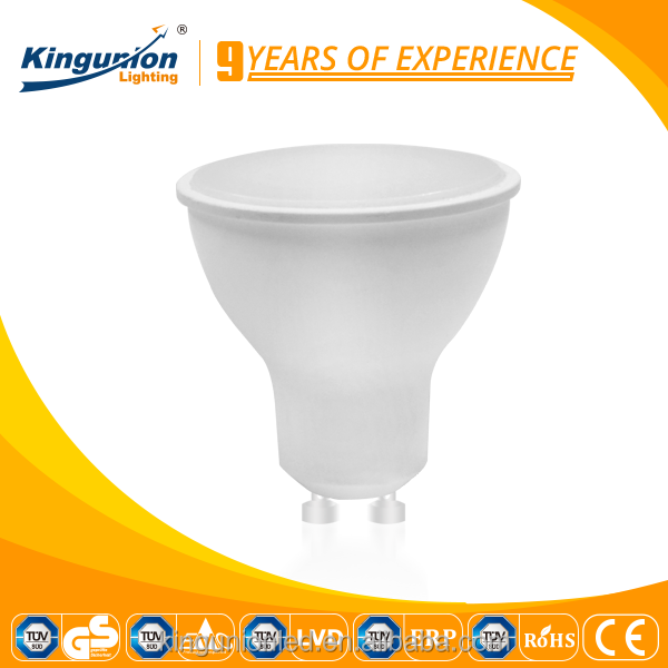 230v 120 Degree Smd COB Ra>80 Ce Rohs 5W 7W High Lumens 6000k dimmable Spot Bulb Gu10 <strong>Led</strong>