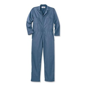 Durable Work Uniform or Coveralls With Multifunctional Pockets