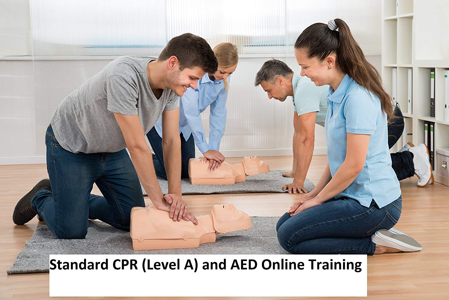Get Quotations · Standard CPR (Level A) and AED Certification Training  Online. $24.95 Regular $