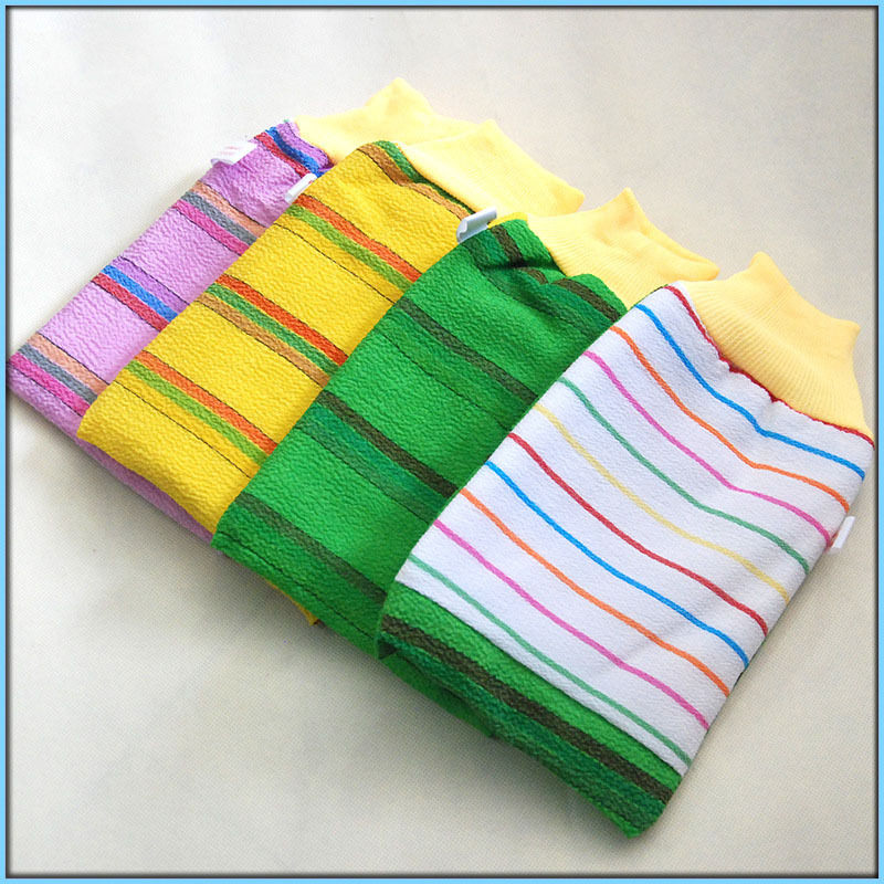 Double Face Technology Towel: Wholesale Price Double Sided Rubbing Towel Thicken High