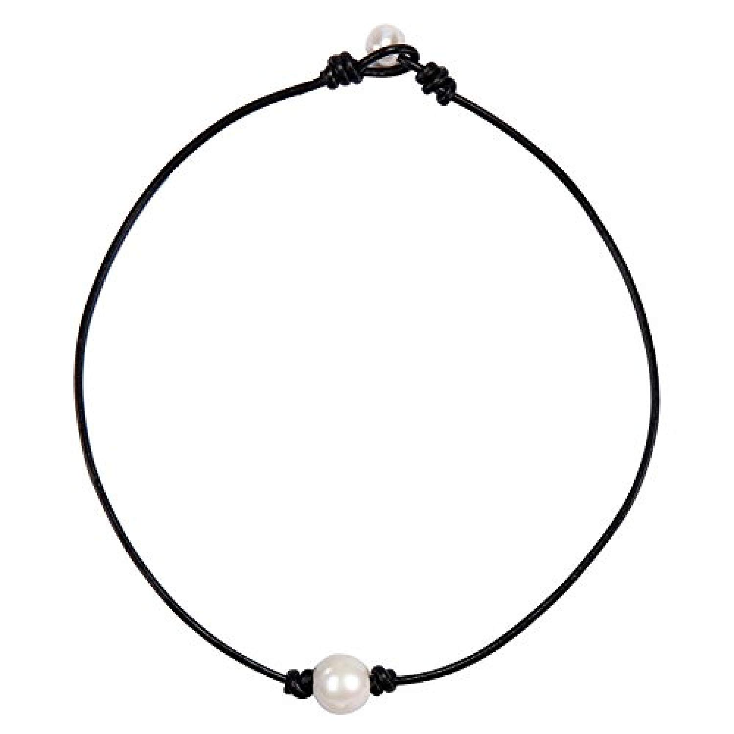 277b8cc4aab69 Cheap Leather Cord Choker, find Leather Cord Choker deals on line at ...