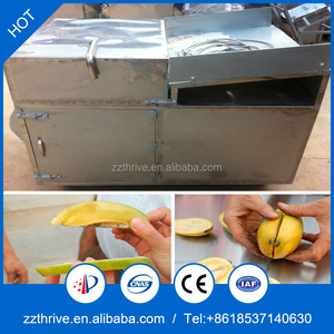Zhengzhou Thrive brand cut mango machine for making mango cutting machine for making preserved fruit +8618537140630