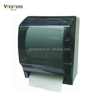 bdbc9058d3a Wall Mounted Auto Cut Paper Towel Dispenser