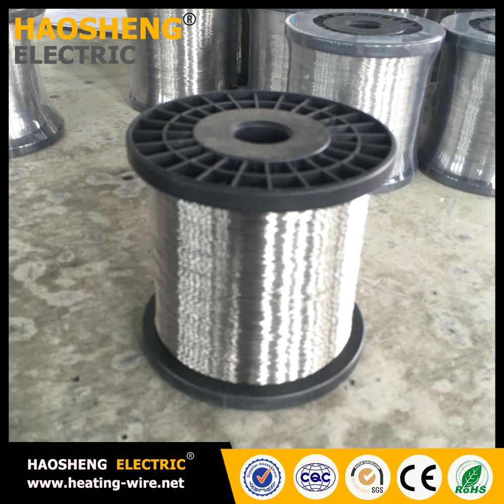 Platinum Rhodium R Type Thermocouple Wire Nichrome Wire Resistance ...