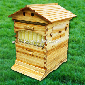 Automatic langstroth honey flow hive/ bee hive flow frame/bee honey flow hive