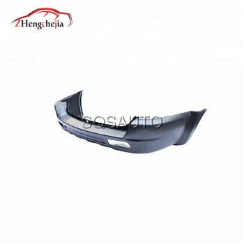 Auto body system rear car bumper for Great Wall 2804301-K00