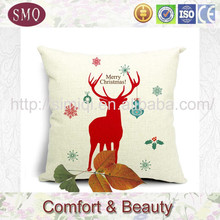 Christmas linen decor cushion babies seats outdoor patio cushions waterproof cushions