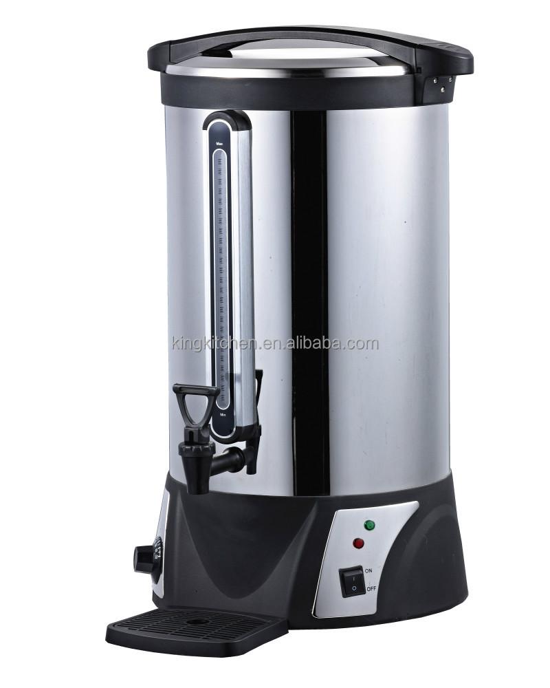 Electric Stainless Steel Water Boiler Water Urn Tea Boiler 5.2l-30 ...