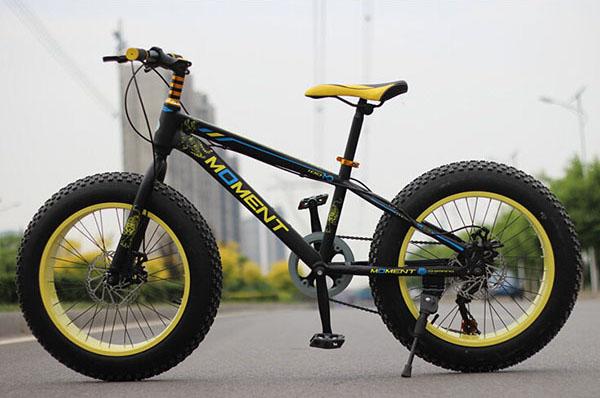 Sepeda Bmx Ban Besar