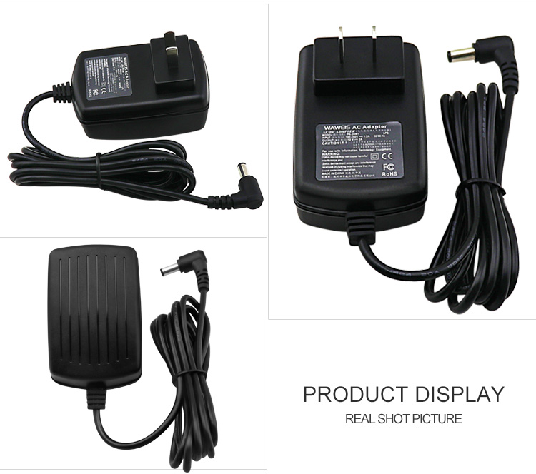Switching dc muur adapter 5 v 9 v 12 v 19 v 24 v power 1A 2A 3A 0.65A ac adapter