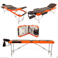 Portable massage table massage bed portable table
