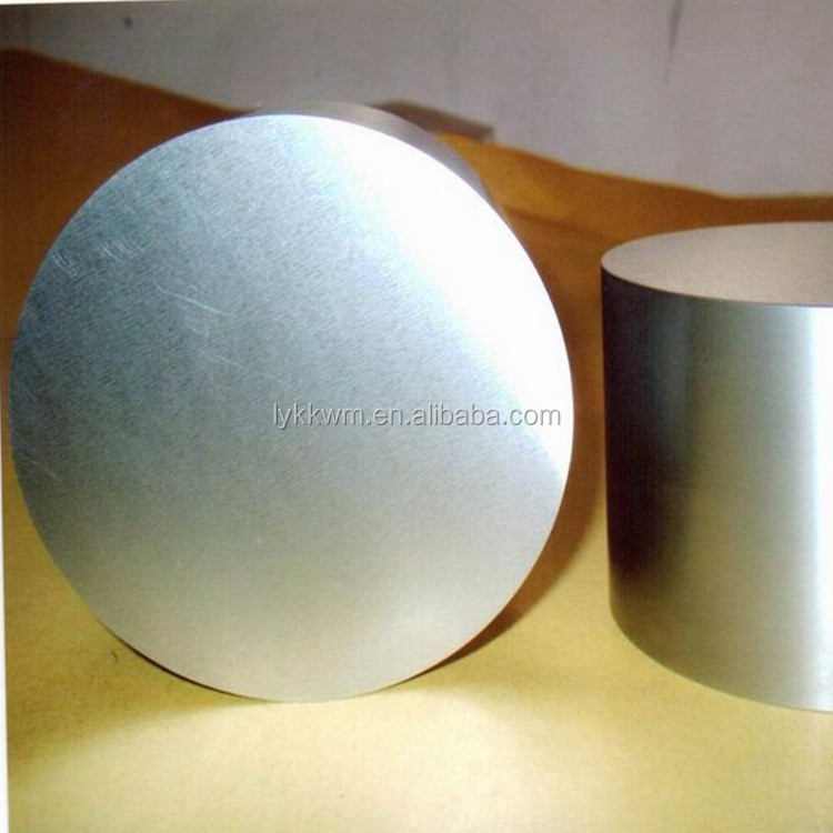 refractory metal product tungsten disk for contact