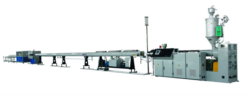 pprc pipe extrusion machine for Pakistan market