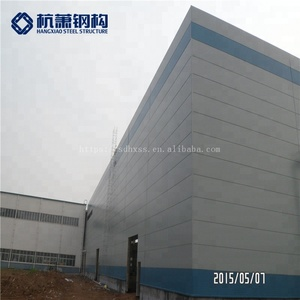 Metal Building Prefabricated Light Steel Structure Constructiion Warehouse