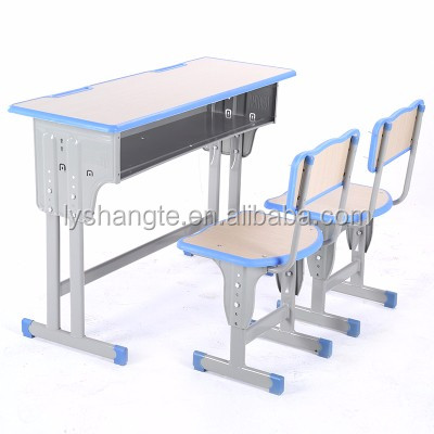 2018 student desk and chair,school furniture,student table