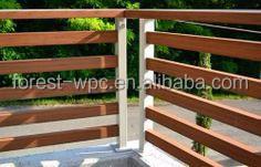 Scala Da Esterno In Legno : Scala a rotaia di legno verde scala in marmo ringhiera ringhiera