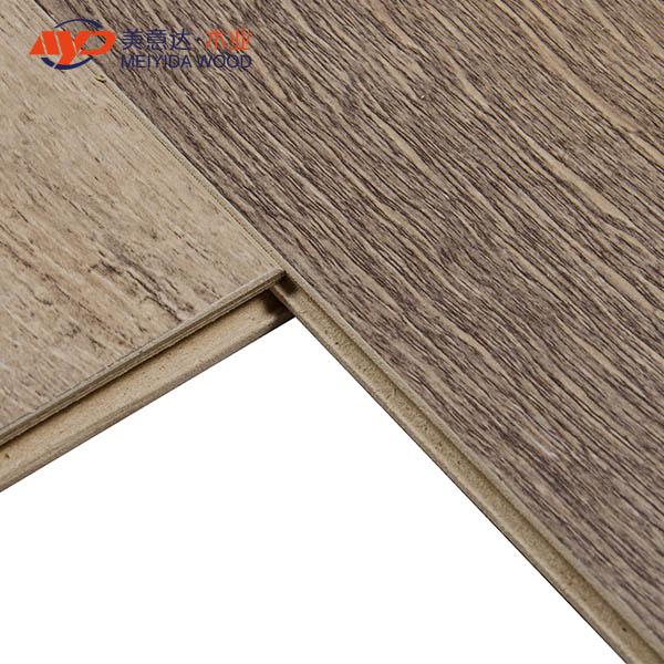 Embossed Melamine Laminate Flooring