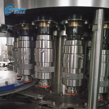Automatic 3 in 1 unit bottle china water filling machine plant