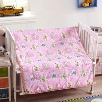 Summer Quilt Cartoon Printed Blankets For Children or Newborn Baby