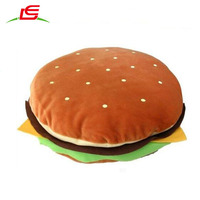 M231 Jumbo Hamburger Plush Stuffed Food Toys
