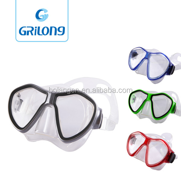 Snorkeling Equipment Adult Diving Mask Full Face Breathing Mask Accessories Swimming Face Mask For wholesale