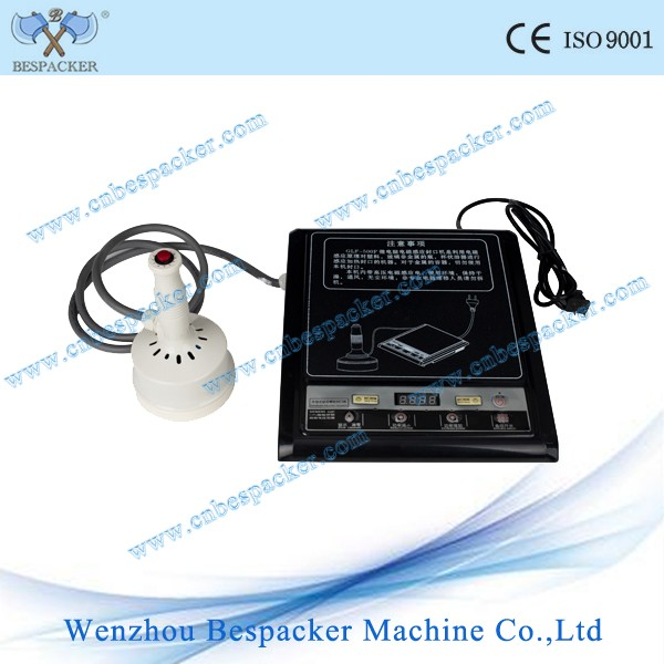 GLF-500F Portable Type Manual Induction Sealer Machine For Plastic Bottle Cap Sealing