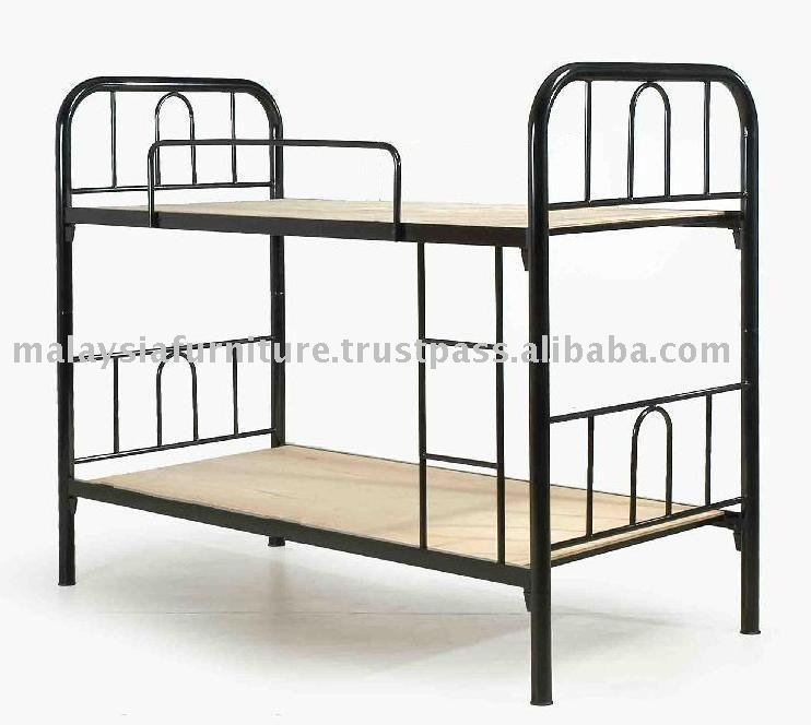 Metal Bunk Bed Buy Wooden Separable Bunk Bed Hostel Bunkbed Cheap