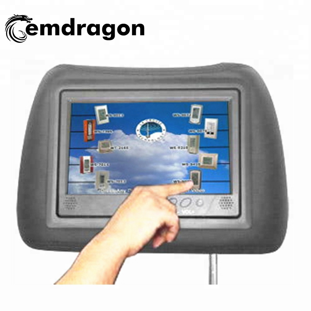TAXI HOOFDSTEUN NETTO ADP 9 inch Android Touch Screen Ad LCD Reclame Speler 1080 p Full HD Bus led reclame speler