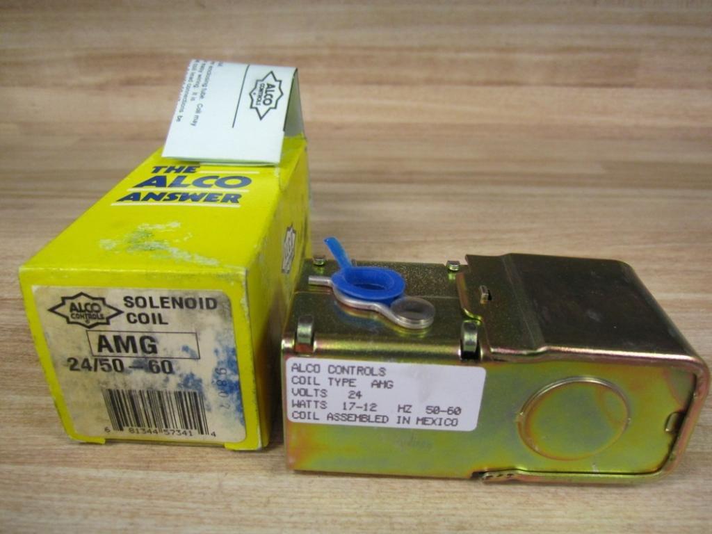 Alco Controls AMG 24 50/60 Solenoid Coil AMG245060