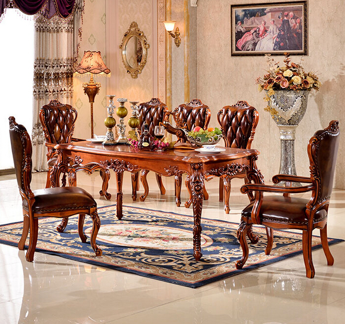 Build A Dining Room Table: Dining Table (Excluded Chairs) Dining Room Furniture House