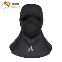 Windproof Men Women Warm Hood Ski Mask Cold Weather Winter Balaclava Thermal Mask Breathable Vents Motorcycle Snowboard Cycling