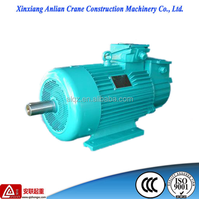 YZR series 45kw squirrel cage 3 phase ac induction motor