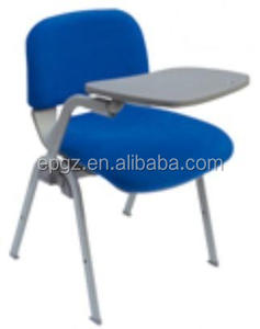 Comfortable School Study Chairs with Writing Pad