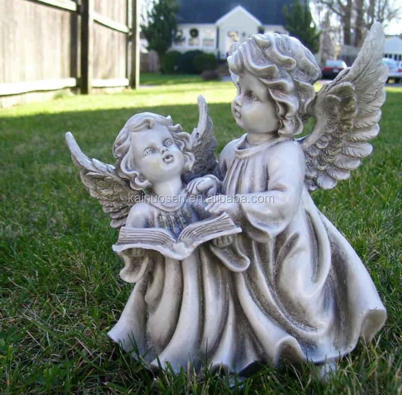 Angel Cherubs Garden Statue Indoor/Outdoor Figurine