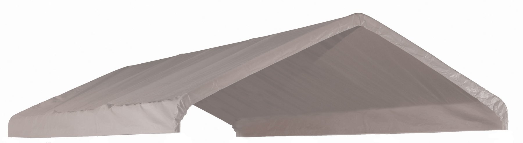 ShelterLogic 11072 10 x 20- Feet Canopy Replacement Cover, Fits 2- Inch Frame