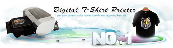 Digital T shirt Druck Maschine Preis in China