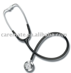 Dual Head Stethoscope with clock, Clock Stethoscope, Stethoscope
