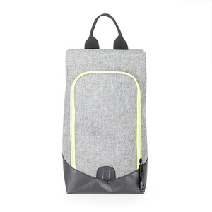 Wholesale custom cheap lightweight gym sport travel shoe bag for boot storage