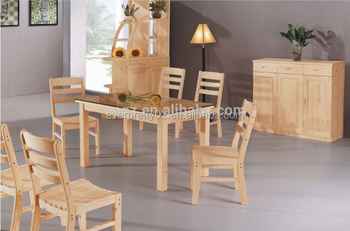 High Quality Solid Wood Dining Table And Chairs, Hideaway Dining Table And  Chair Set,