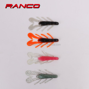 3D Eyes Fish Bait With Vivid Swimming Action Hand Soft Lures
