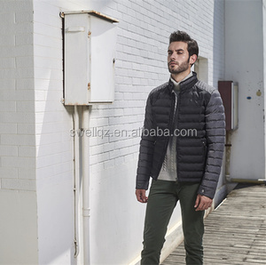 OEM Hot Selling cheap wholesale garments Mens Padded Jacket For Winter