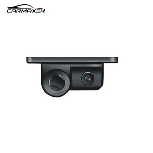 2in1 rear view car accident camera kit for car with parking sensor / reversing camera with parking sensor
